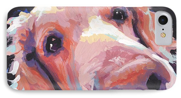 The Nose Knows IPhone Case by Lea S