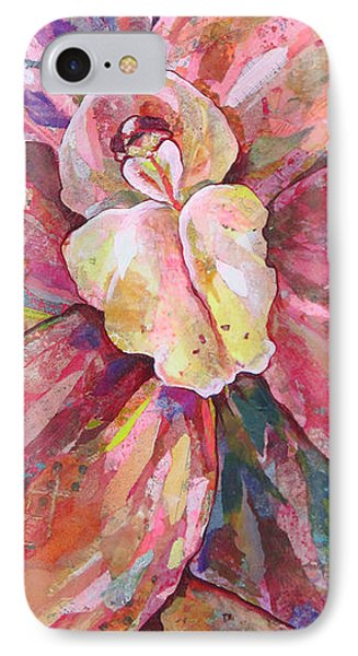 The Orchid IPhone Case by Shadia Derbyshire