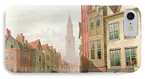 The Old Smithfield Market IPhone Case by Thomas Sidney Cooper
