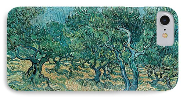 The Olive Grove IPhone Case by Vincent van Gogh