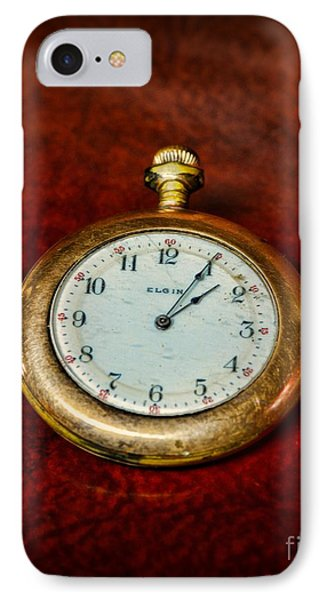 The Pocket Watch Phone Case by Paul Ward