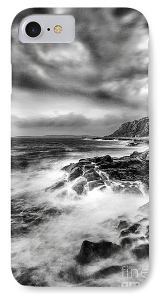 The Power Of Nature Phone Case by John Farnan