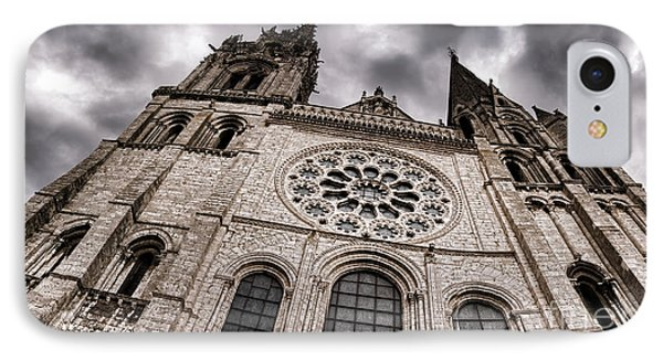 The Power Of The Church IPhone Case by Olivier Le Queinec