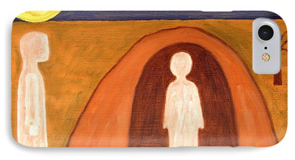 The Raising Of Lazarus Phone Case by Patrick J Murphy