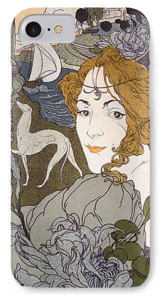 The Return IPhone Case by Georges de Feure