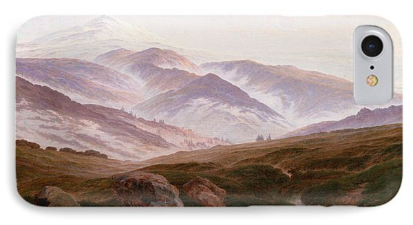 The Riesengebirge  Phone Case by Philip Ralley