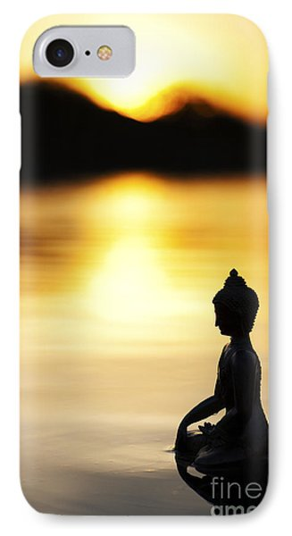 The Stillness Of Sunrise Phone Case by Tim Gainey