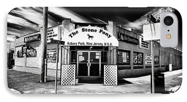 The Stone Pony Phone Case by John Rizzuto