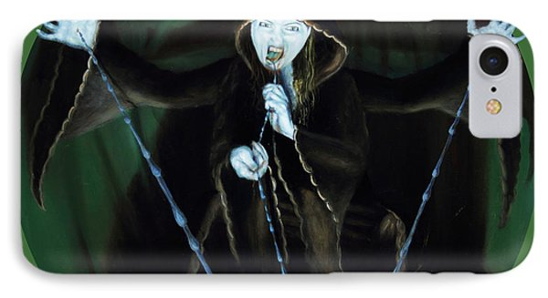 The Taker IPhone Case by Shelley Irish