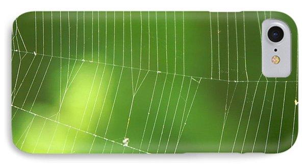 The Web Phone Case by Roman Milert