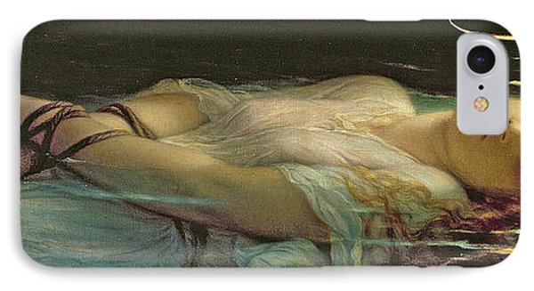 The Young Martyr IPhone Case by Hippolyte Delaroche