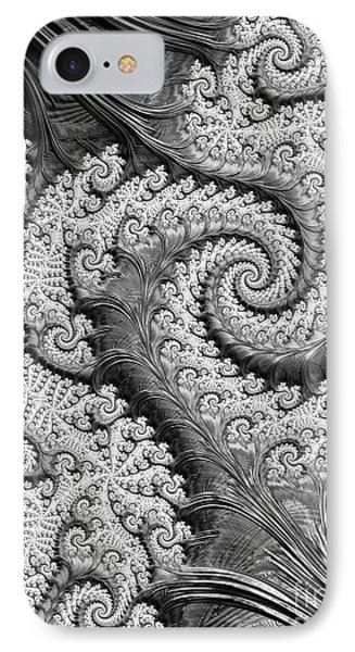 There's A Chill In The Air  Phone Case by Heidi Smith