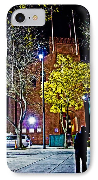 Thinking About Past Glory Phone Case by Tom Gari Gallery-Three-Photography