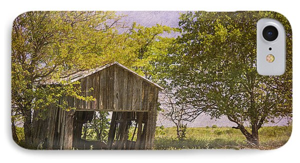 This Old Barn Phone Case by Joan Carroll