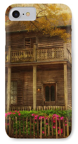 This Old House Phone Case by Kim Hojnacki