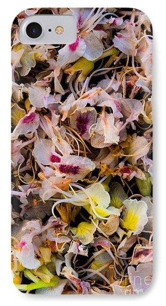 Thousand Petals Of A Dream IPhone Case by Edgar Laureano