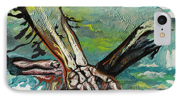 Through Storms Phone Case by Joseph Demaree