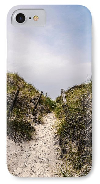 Through The Dunes Phone Case by Hannes Cmarits