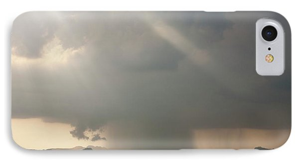 Thunderstorm IPhone Case by Ashley Cooper