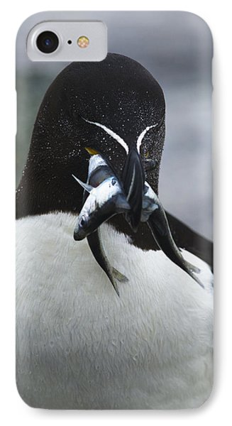 Feeding Time... IPhone 7 Case by Nina Stavlund