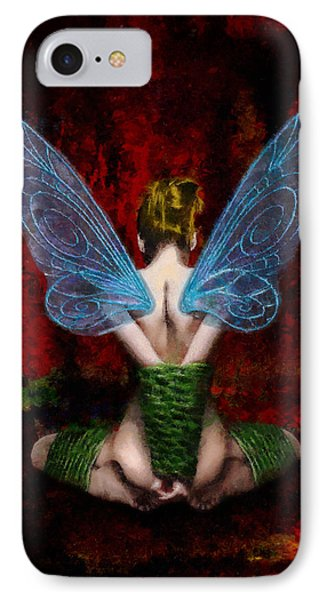 Tink's Fetish IPhone Case by Christopher Lane