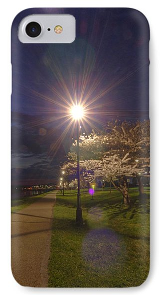To Light The Way Phone Case by Shirley Tinkham