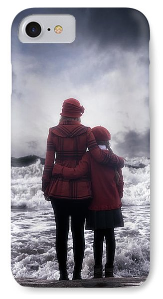 Together We Are Strong IPhone Case by Joana Kruse