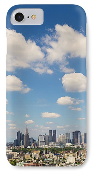 Tokyo 31 IPhone Case by Tom Uhlenberg