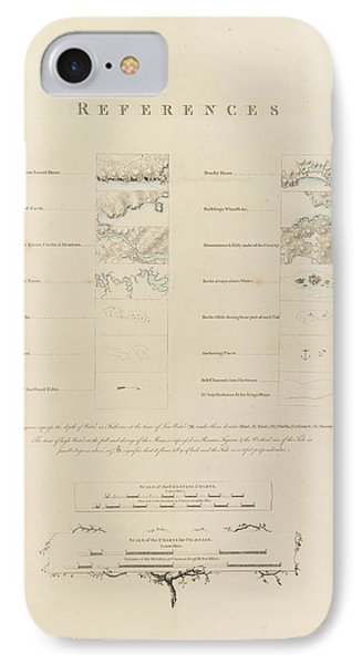 Topographical Features IPhone Case by British Library
