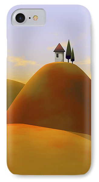 Toscana 2 IPhone Case by Cynthia Decker