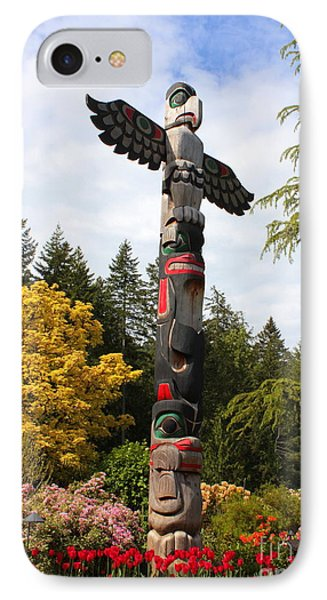 Totem Pole  Phone Case by Carol Groenen