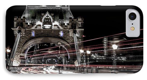 Tower Bridge London IPhone Case by Martin Newman