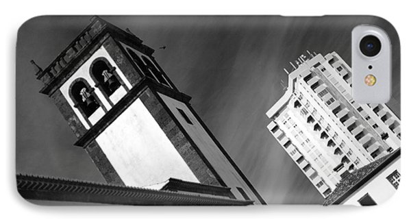 Towers IPhone Case by Gaspar Avila