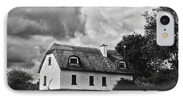 Traditional Irish Cottage Phone Case by Gabriela Insuratelu