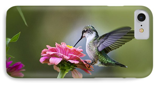 Tranquil Joy IPhone 7 Case by Christina Rollo