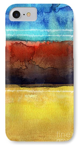 Traveling North IPhone Case by Linda Woods