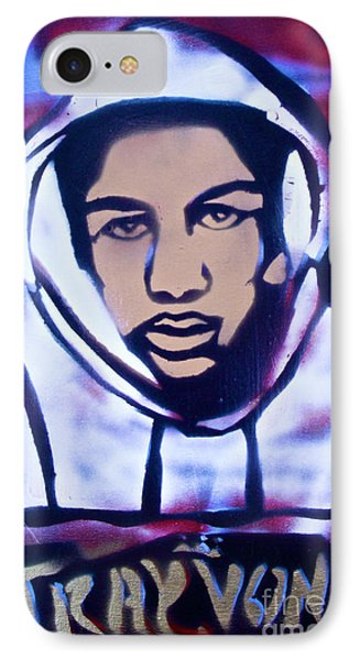 Trayvon's America IPhone Case by Tony B Conscious