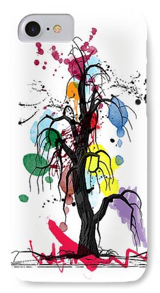Tree IPhone Case by Mark Ashkenazi