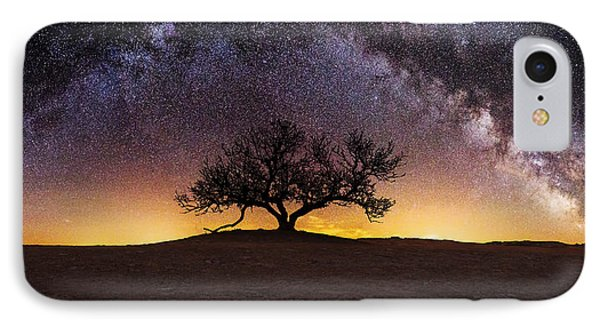 Tree Of Wisdom Phone Case by Aaron J Groen