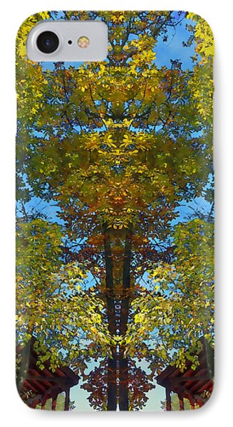 Trees Alive Phone Case by Susan Leggett