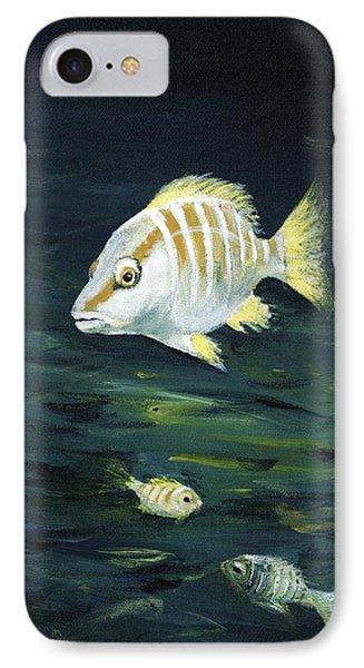 Tropical Fish Phone Case by Anastasiya Malakhova