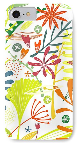 Tropical IPhone Case by Nic Squirrell