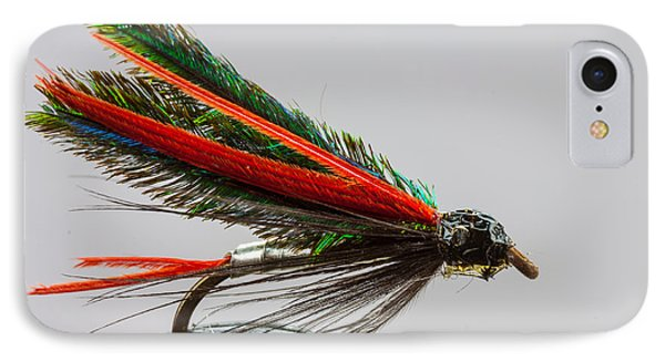 Trout Fly  Phone Case by Craig Lapsley