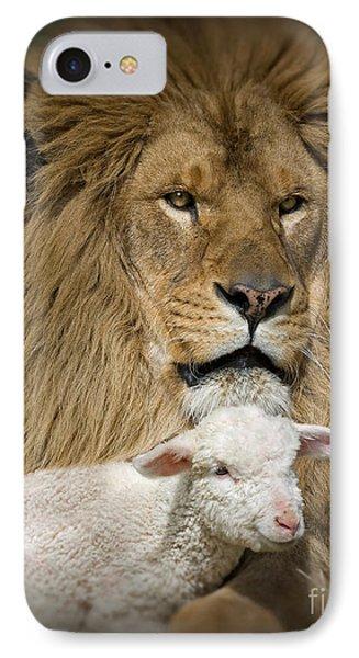 True Companions IPhone Case by Wildlife Fine Art