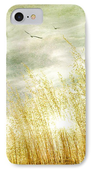 True Love Transcends Time IPhone Case by Linda Lees