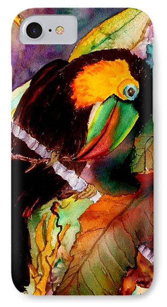 Tu Can Toucan Phone Case by Lil Taylor