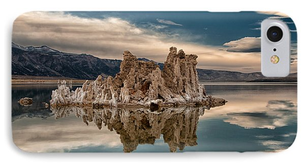 Tufa Reflections Phone Case by Cat Connor
