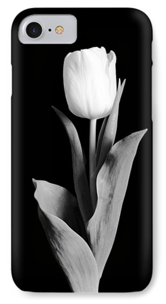 Tulip IPhone Case by Sebastian Musial