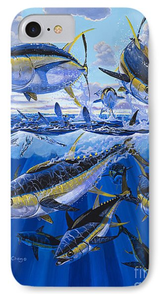 Tuna Rampage Off0018 IPhone 7 Case by Carey Chen