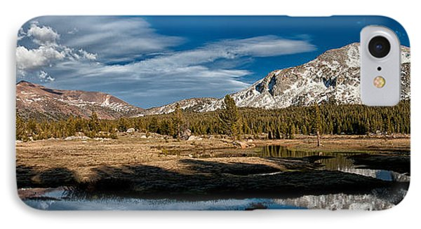 Tuolumne Meadows Phone Case by Cat Connor